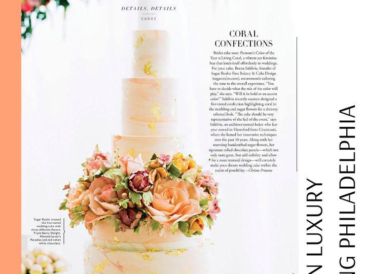Tmx Modluxwed Sum19 51 404293 1562163429 Haverford, PA wedding cake