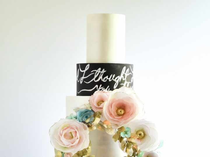 Tmx Sugarrealm Cincinnatiweddingcakes Chalkboardandwreathweddingcake 45 51 404293 1562162075 Haverford, PA wedding cake