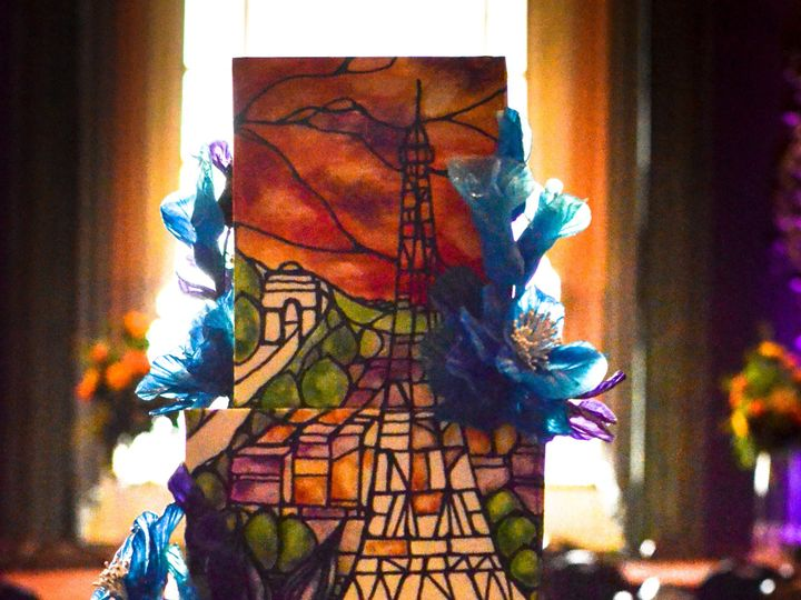 Tmx Sugarrealm Stainedglassweddingcake Philadelphiawedding 51 404293 1562162575 Haverford, PA wedding cake