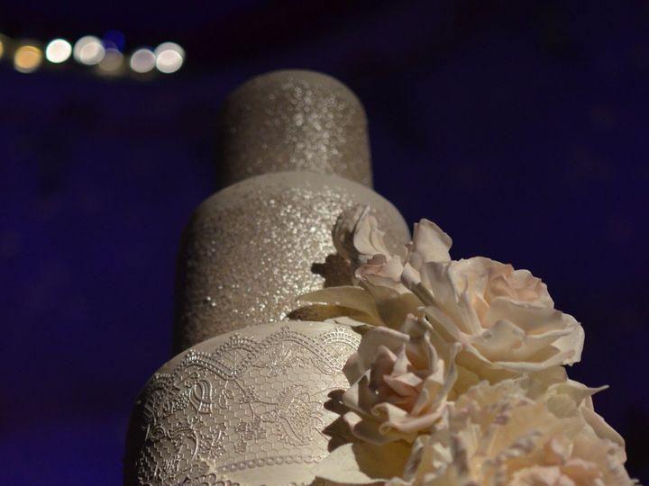 Tmx Sugarrealm Weddingcakescincinnati Laceglitterblossomsweddingcake 11 51 404293 1562162607 Haverford, PA wedding cake