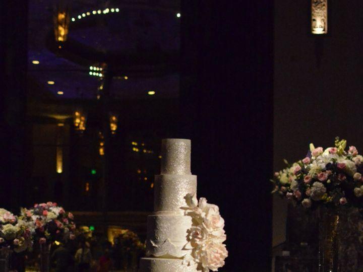 Tmx Sugarrealm Weddingcakescincinnati Laceglitterblossomsweddingcake 2 51 404293 1562162597 Haverford, PA wedding cake