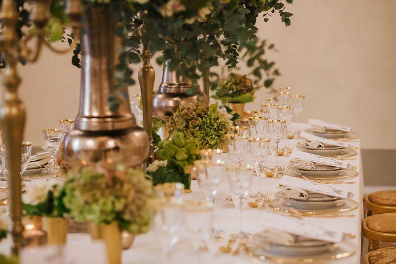 Table Setting YWF