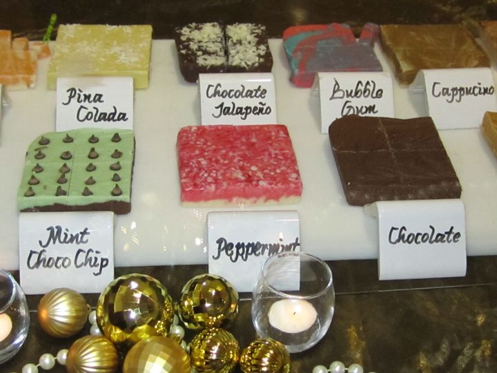 Fudge Station