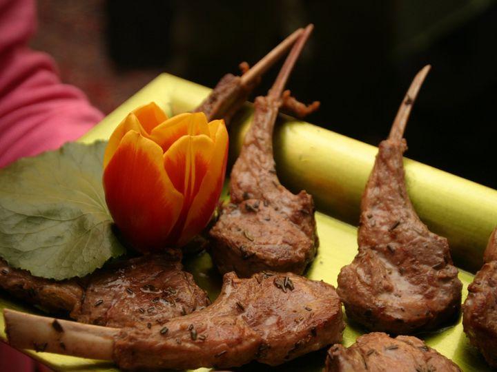 Tmx 1416423816057 Mini Lamb Chops Rochester wedding catering
