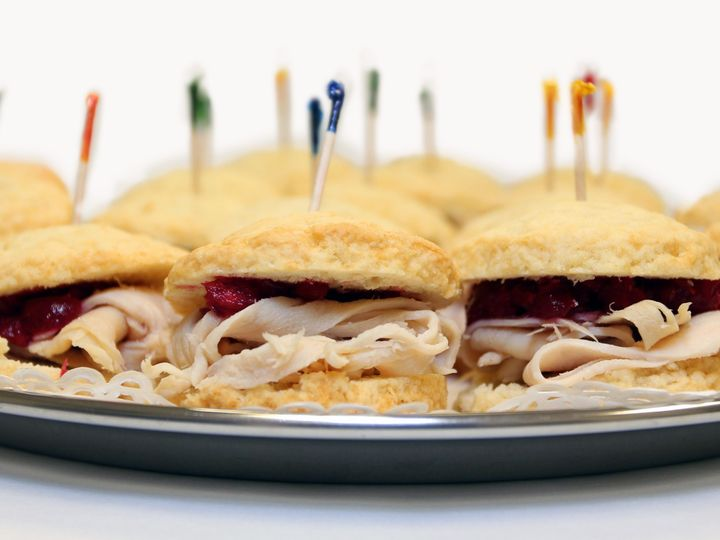 Tmx 1416425915726 Turkey On Scones Rochester wedding catering