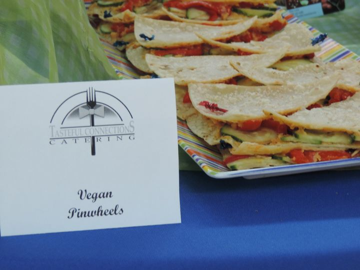 Tmx 1416425972808 Vegan Pinwheels Rochester wedding catering