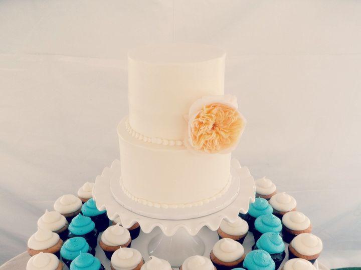 Tmx 1386454854494 Patricia Weddin Silverdale wedding cake