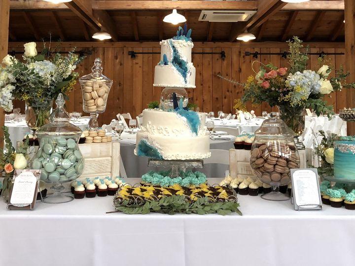 Tmx 1539282170 C7867381252a693a 1539282168 05126bcc3fe3936e 1539282149223 4 IMG 0104 Silverdale wedding cake