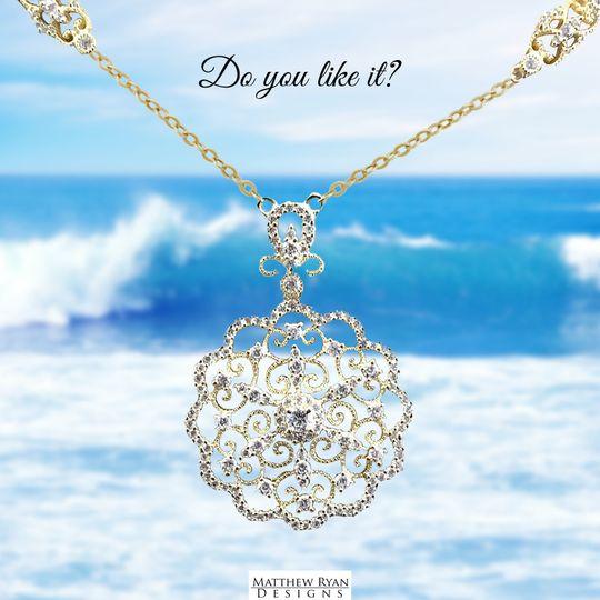 necklace fb