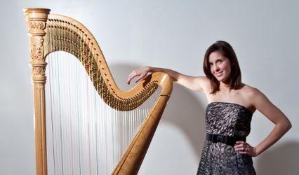 Harpist - Nicole McAllister 1