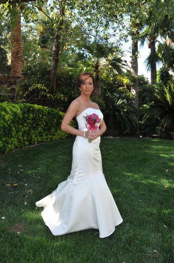 Bridal protrait