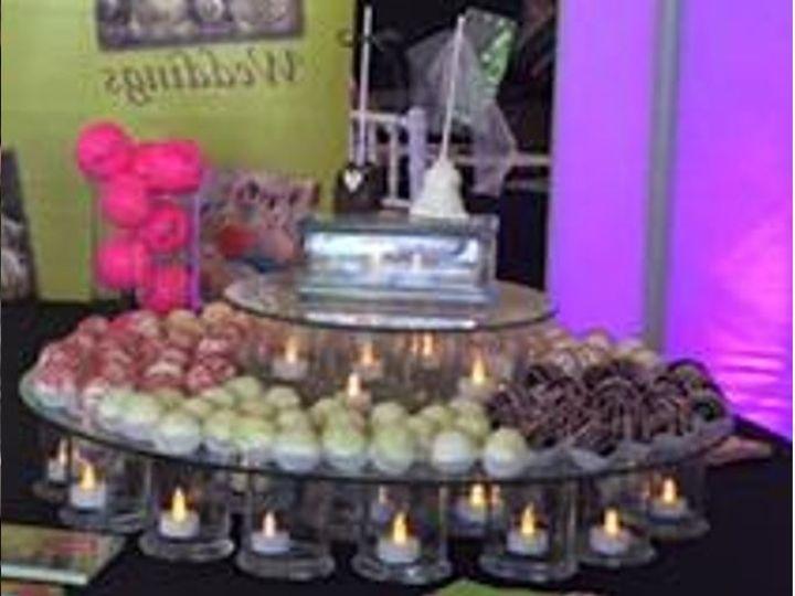 Tmx 1443054875251 Bridal Show Closeup Cakeballs Arlington wedding cake
