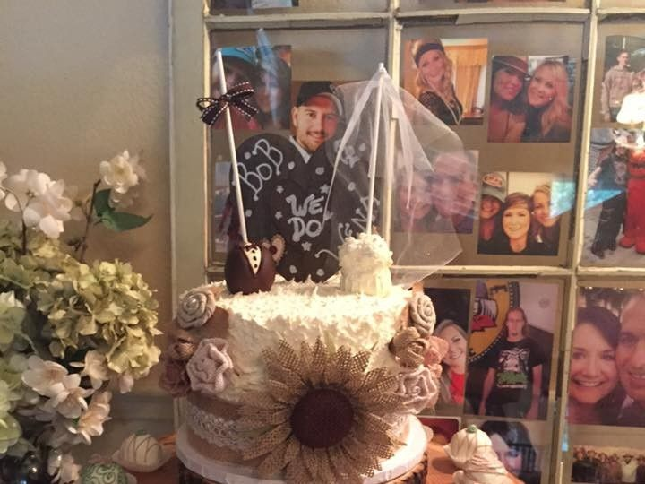 Tmx 1443054924347 Conner Wedding2 Arlington wedding cake