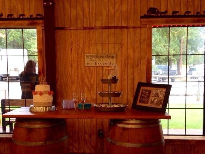 Tmx 1443054951681 Gilespie Wedding Arlington wedding cake