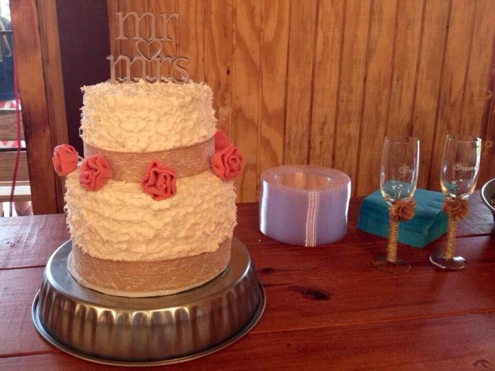 Tmx 1443054957700 Gilespie Wedding1 Arlington wedding cake