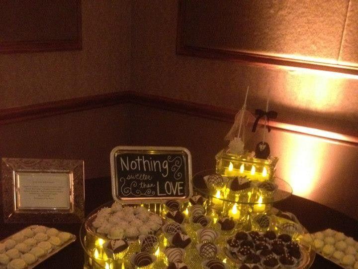 Tmx 1443054998993 Kaydee Wedding1 Arlington wedding cake