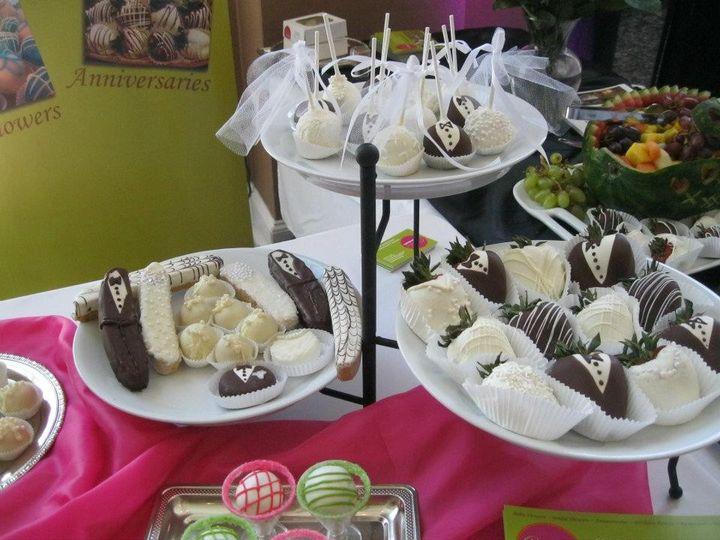 Tmx 1443055023843 Vendor Show Colleyville Arlington wedding cake