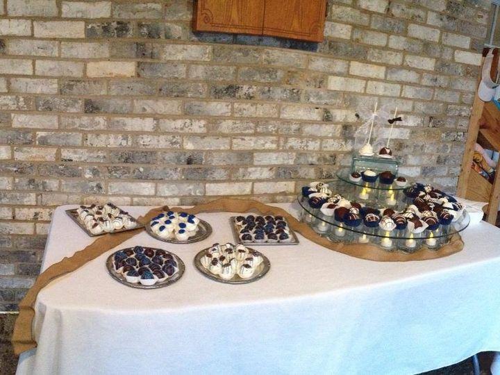 Tmx 1443055054142 Wedding Jennifer Arlington wedding cake