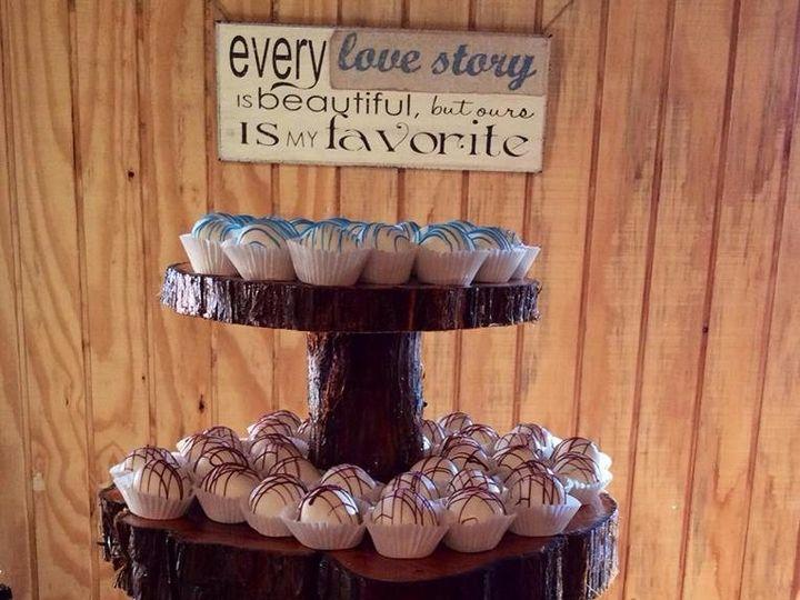 Tmx 1443055116668 Wedding Longley Arlington wedding cake
