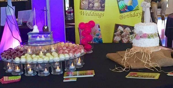 Tmx 1443055150300 Willowcreekshowclose Arlington wedding cake