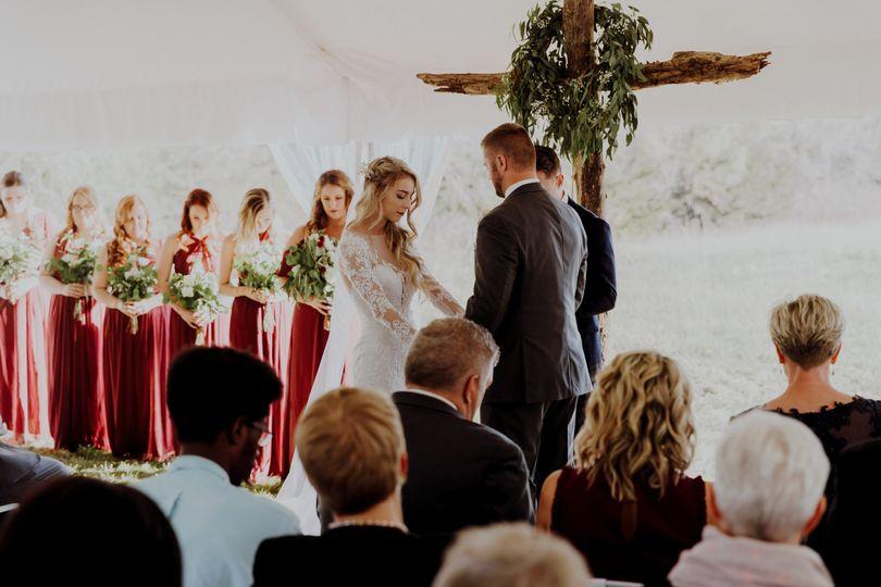 The ceremony John Moler Photography
