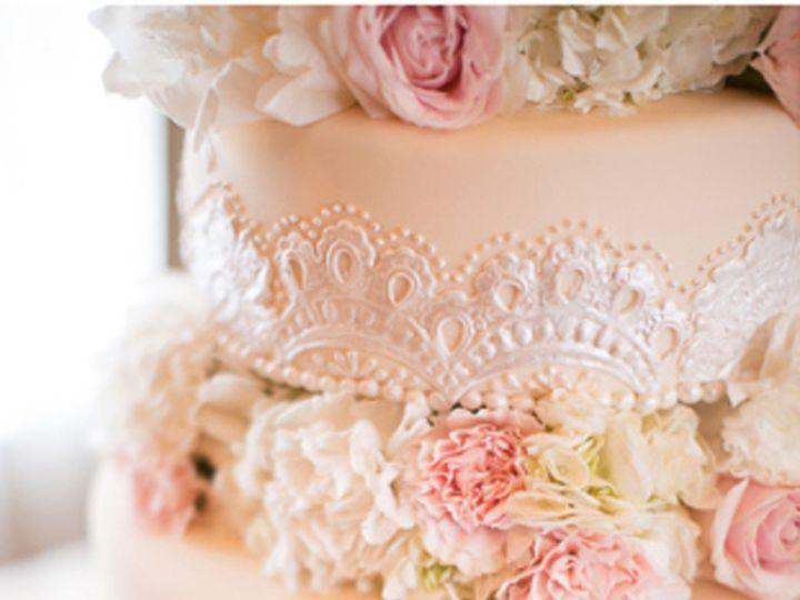 Tmx 1372541645213 Natasha Cake Close Up San Rafael, California wedding cake