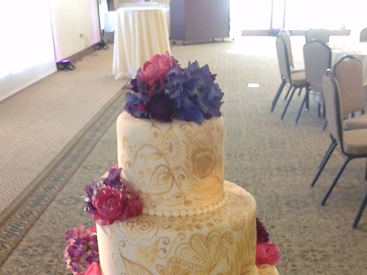 Tmx 1422548523465 Sangeeta San Rafael, California wedding cake