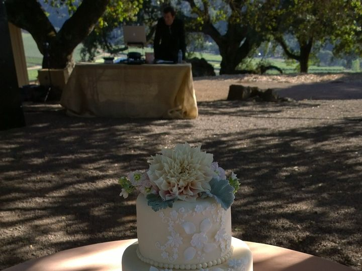 Tmx 1422548587582 Wp20140802174225pro San Rafael, California wedding cake