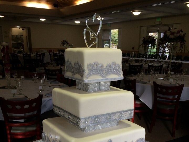 Tmx 1510698070765 Vfad7 San Rafael, California wedding cake