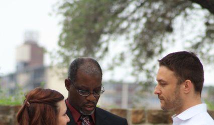 Reverend Peter Johnson