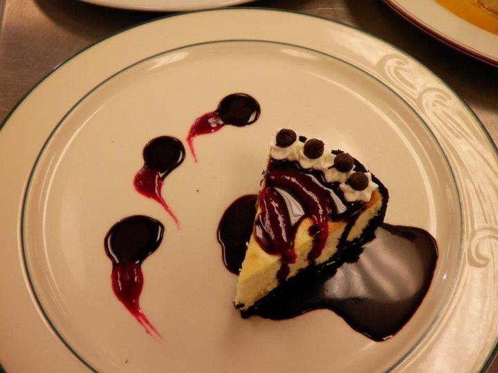 Cheesecake with Chocolate Crumb Crust