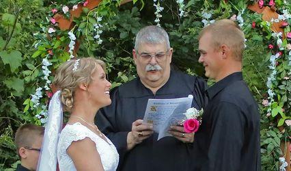 Howard Dingman, Wedding Officiant