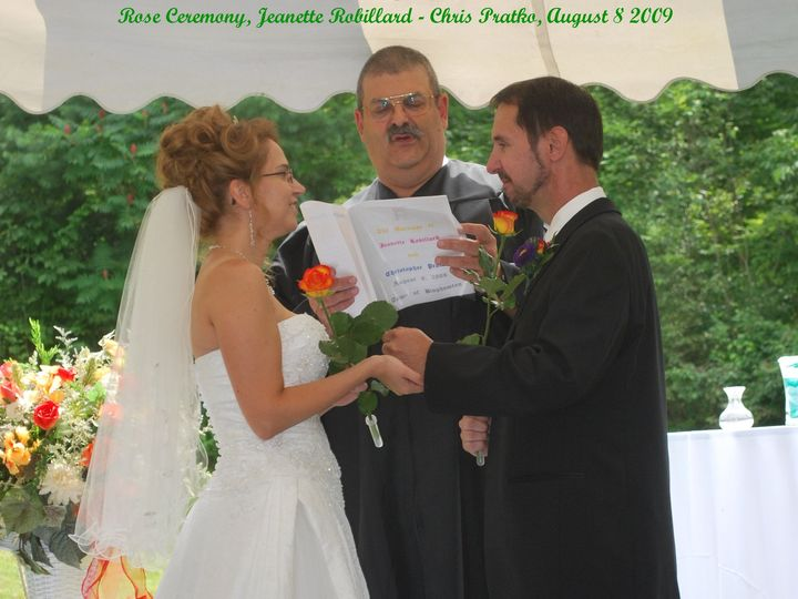 Tmx 1444229565300 Rose Ceremony Maine wedding officiant