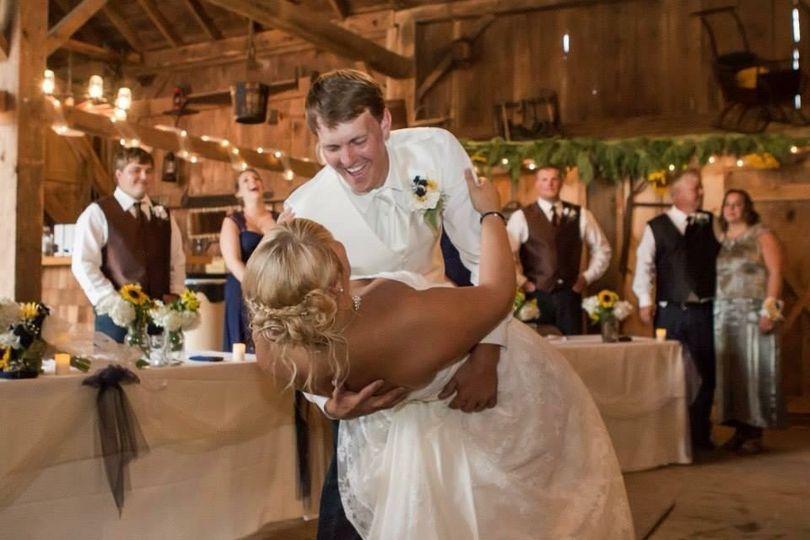 Barnes Barn Weddings - Venue - North Brookfield, NY ...