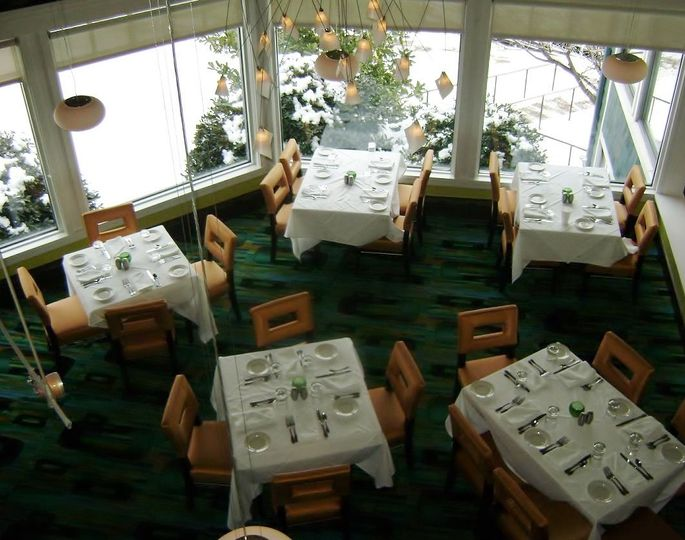Downstairs Sequoia Room Great for rehearsal dinners, brunches, large showers and engagement parties!...