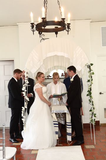 Indoor Chapel Wedding
