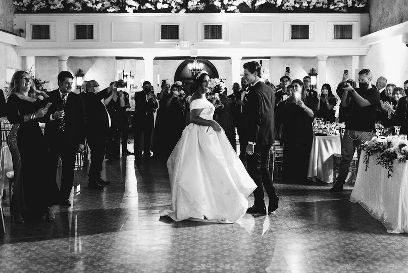 First Dance As Mr & Mrs