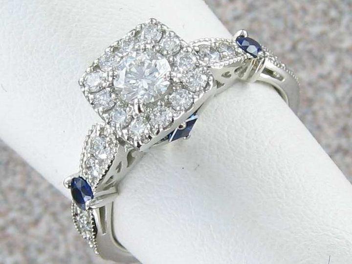 Tmx Dia Sapph Ring 51 1150393 160201144591668 Frederick, MD wedding jewelry