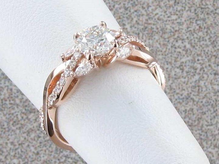 Tmx Rose Weave Ring 51 1150393 160201144415570 Frederick, MD wedding jewelry