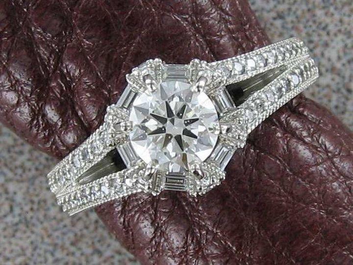Tmx Round Crown Ring 2 51 1150393 160201144411709 Frederick, MD wedding jewelry