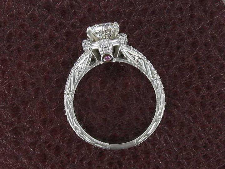 Tmx Round Crown Ring 3 51 1150393 160201144543835 Frederick, MD wedding jewelry