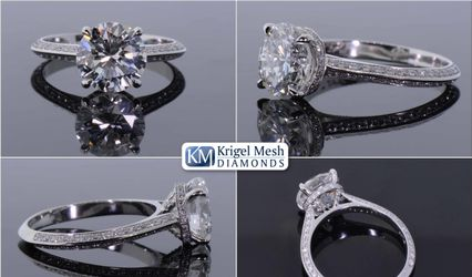 Krigel Mesh Diamonds