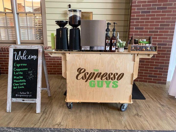 Want decaf espresso? No prob!
