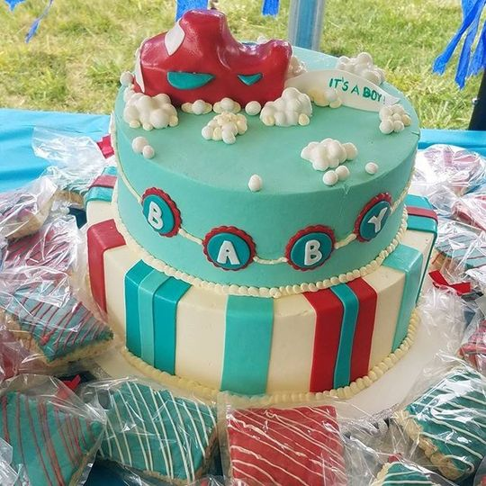 Jamboree Cakes and Events