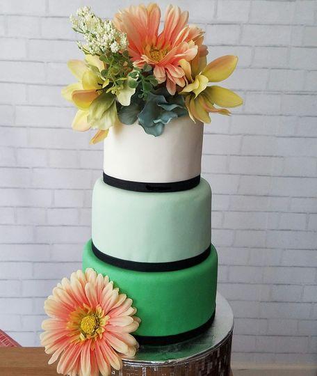 bfa0616c8b904a9c greenfloralweddingcake
