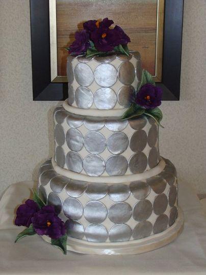 Rush Wedding Cake California