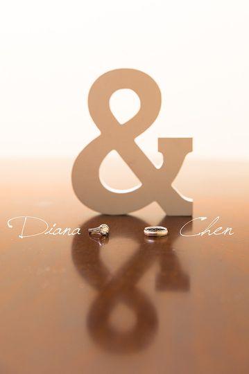 Sample wedding design