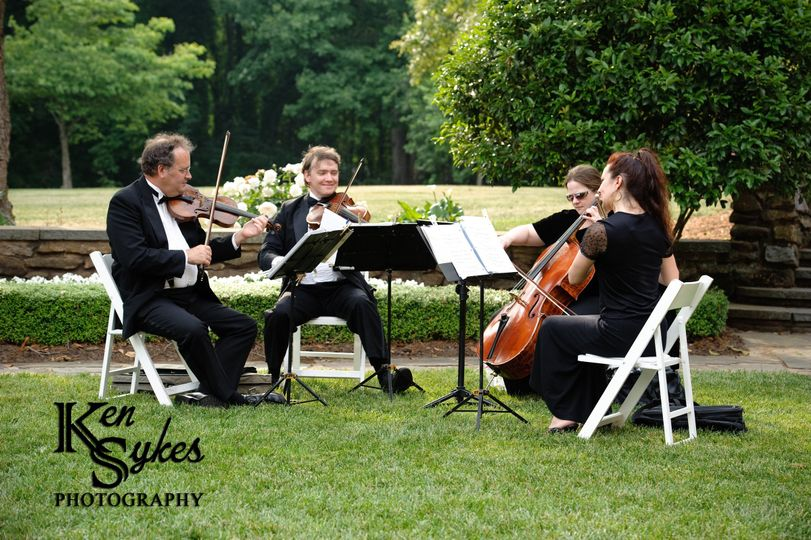 Quartet with flute