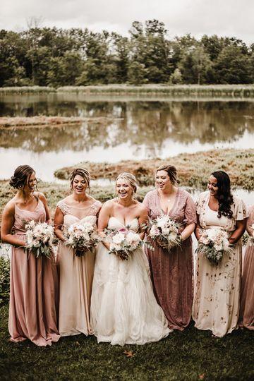 Dreamy Blush Wedding!