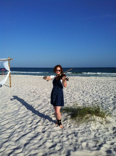 Leila Hobbs - Violinist For Weddings or Any Special Occasion